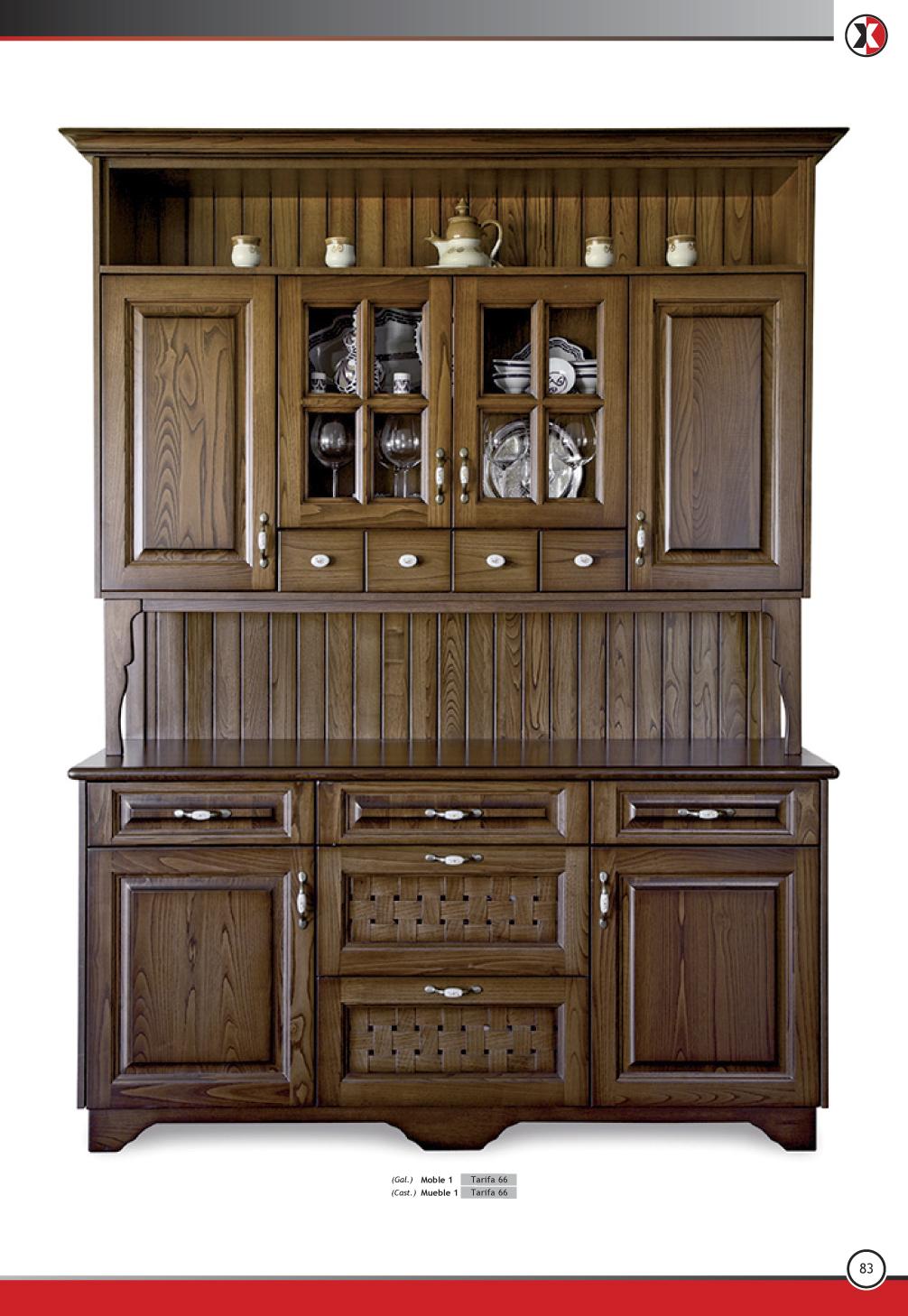 Xuntoira catalogo for Catalogo de puertas de madera pdf